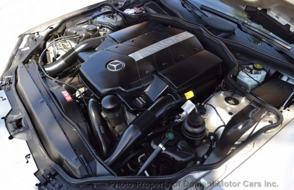 Understanding the Overall Performance of the Engine before Purchasing a Used Mercedes