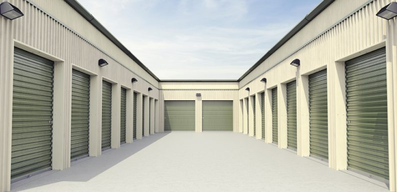 12 Faq's About Self Storage