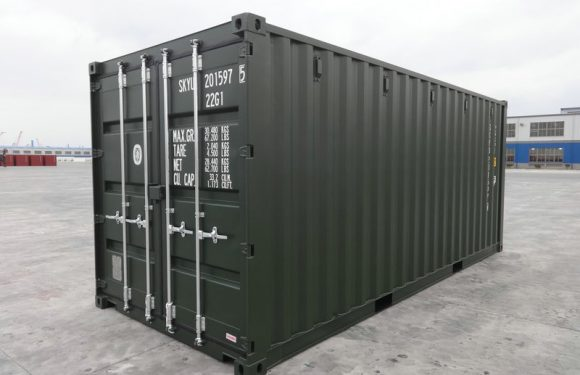 Finding Affordable Shipping Containers Will Benefit Your Business Greatly