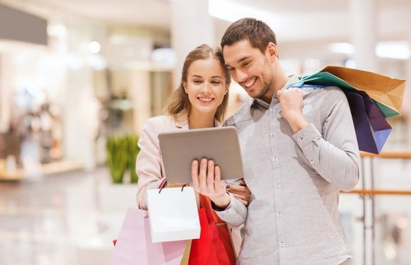 What impact has technology had on shopping habits over the years?