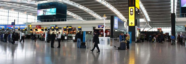 List of Airports in London