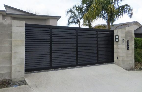 Five Fine Features of Sliding Gates for Houses