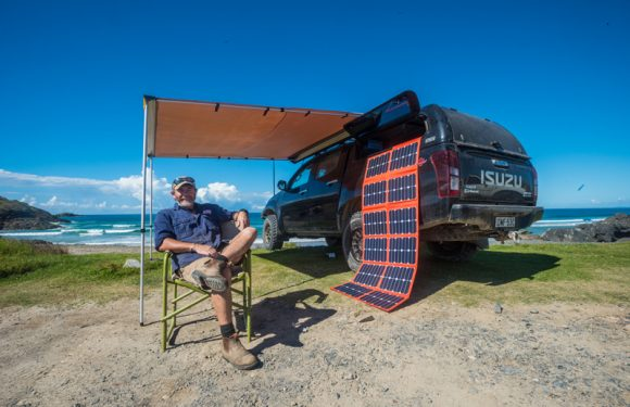 Get the Most Out of Your Travel Experiences with a Foldable Solar Blanket