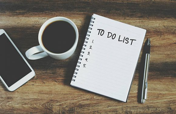 How to Make a To-Do List That Works